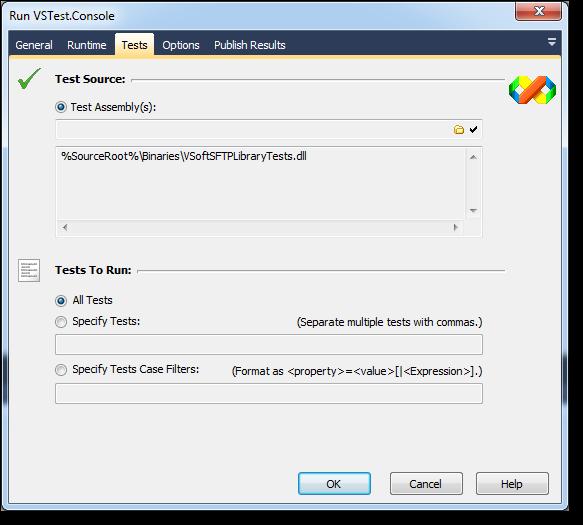FinalBuilder and Team Foundation Server 2013